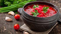Рецепты приготовления вкуснейшего домашнего борща