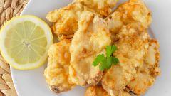 Рыба в кляре: рецепт теста, правила приготовления