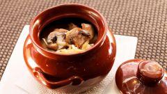 Секреты нежного сочного мяса в глиняных горшочках
