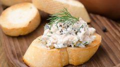 Вкусно и просто: паштет из селедки