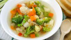Вкусное блюдо для диеты: боннский суп