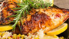 Для любителей экзотики: курица по-мексикански