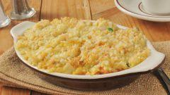 Запеканка из курицы и риса - блюдо, от которого невозможно отказаться