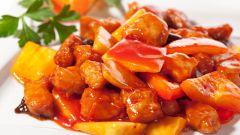 Из восточной кухни: свинина по-китайски