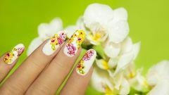 Как рисовать картинки на ногтях