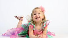Как сшить праздничный наряд для девочки