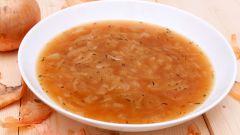 Луковый суп для похудения: отзывы