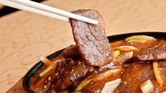 Любителям азиатской кухни: говядина по-китайски