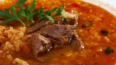 Рецепт настоящего грузинского супа-харчо
