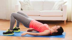 Тренировка интимных влагалищных мышц. Видео