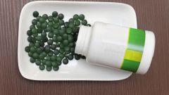 Водоросли для похудения: полезные свойства спирулины