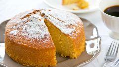 Готовим быстрый простой пирог