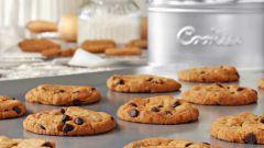 Готовим дома: овсяное печенье