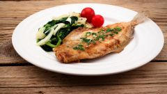 Готовим из рыбы: лучшие рецепты блюд из камбалы