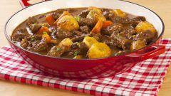 Жаркое из свинины - рецепт приготовления