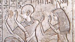 Из древней истории: одежда древних египтян