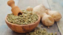 Имбирь в зеленом кофе: пряность для сжигания жира
