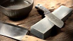 Как заточить ножи? Инструкция для острой заточки