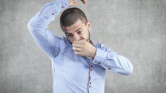 Как избавиться от запаха пота на теле и одежде