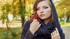 Как повязать шарф на голову? Модные способы