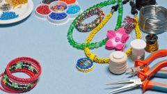 Мастерим женские украшения своими руками: оригинальный браслет