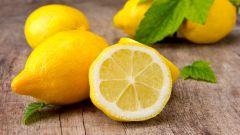 Польза лимона, его лечебные свойства
