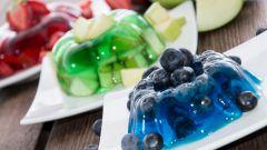 Правильное и вкусное желе из желатина: рецепты приготовления