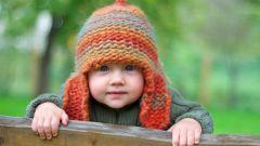 Самый простой способ вязки детской шапочки на спицах