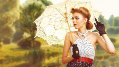 Фото одежды в винтажном стиле