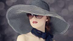 Шляпа – изюминка женского образа