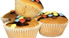 Как приготовить кексы в домашних условиях
