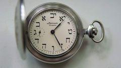 Как сделать часы, идущие в обратную сторону
