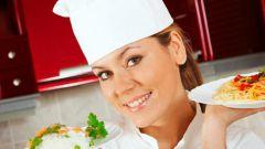 Что должен делать повар