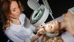 Салонная чистка кожи лица: отзывы о косметической процедуре