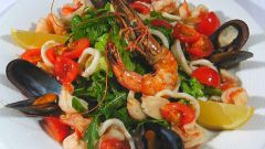 Как приготовить салат «Океан»