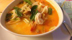 Особенности тайской кухни