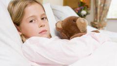Первые признаки аппендицита у детей