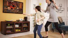 Во что поиграть с ребенком на приставке Kinect