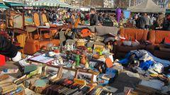 Блошиные рынки Испании