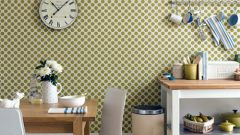 How to choose Wallpaper for kitchen walls