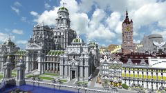 Как сделать в «Майнкрафте» город