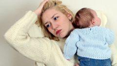 Причины послеродовой депрессии и способы борьбы с ней