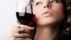Алкогольный напиток и характер женщины