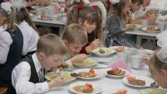 Как должен питаться младший школьник