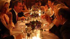 Как лучше рассадить гостей на свадьбе