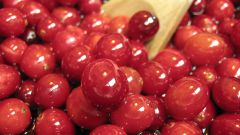 Клюквенный кисель - вкусный и полезный рецепт