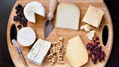 Как подать сыр