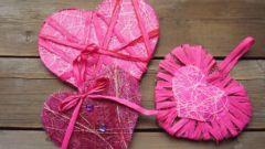 Креативные подарки на День святого Валентина своими руками