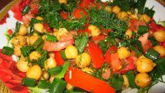 Как приготовить нут с сыром и помидорами