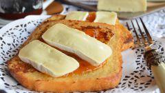 Рецепты утренних тостов и бутербродов с мягким сыром типов «Бри» и «Камамбер»